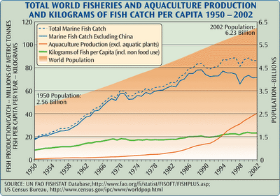 5-Total World Fish Production