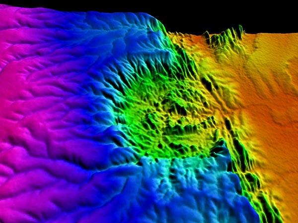 4 - Congo Impact Crater